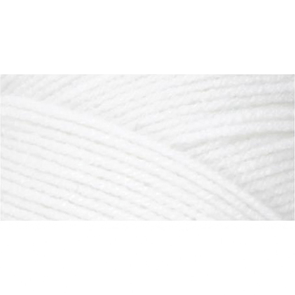 Red Heart® Medium Weight #4 Yarn White