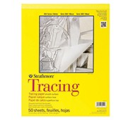 "Tracing Paper Pads - 25 lb. 9"" x 12"""