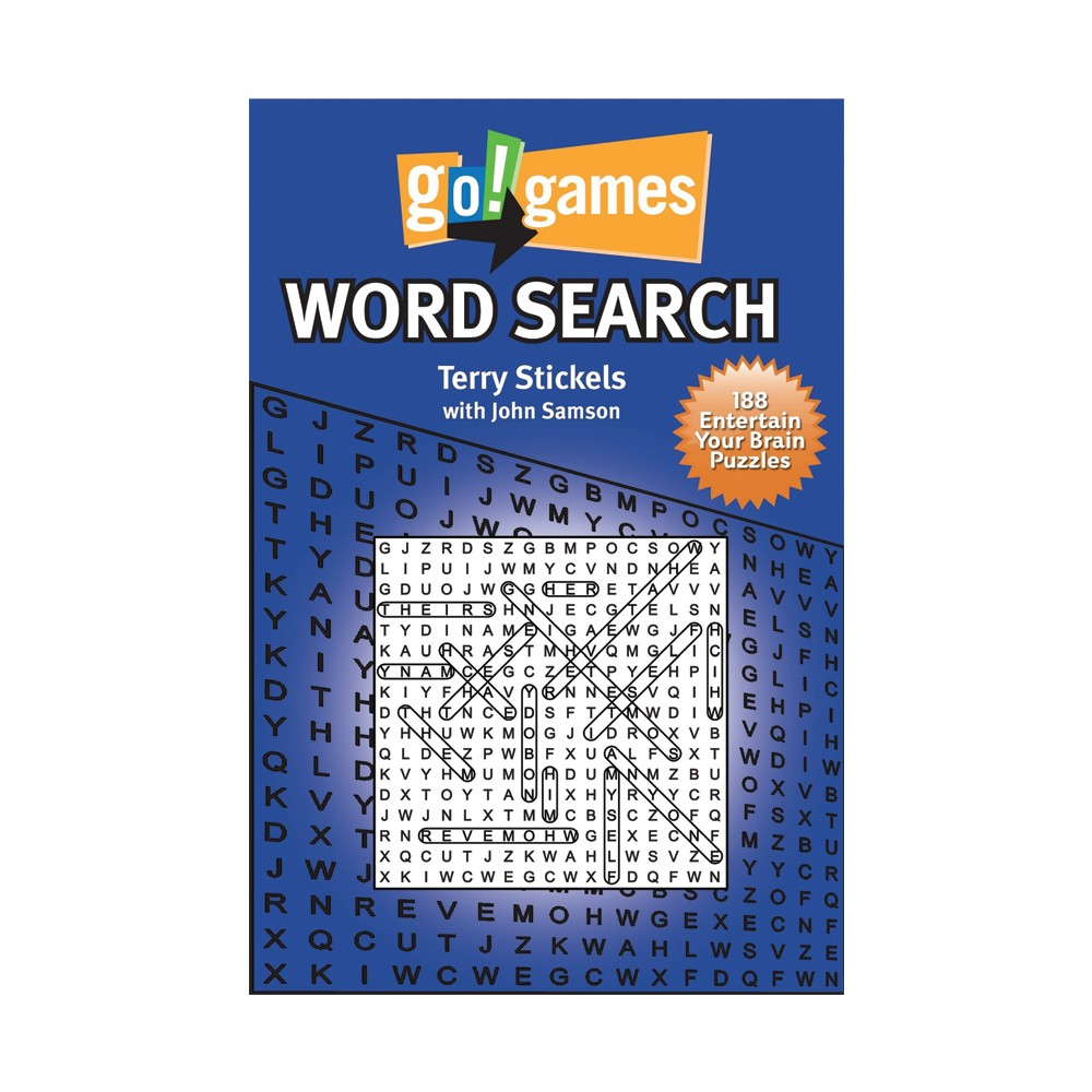 Go! Games Word Search
