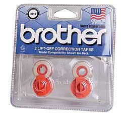 Brother® 3010 Compatible Lift-Off Correction Tape
