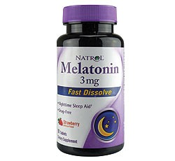 Natrol Melatonin 3mg Fast Dissolve Tablets (90 ct.)