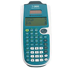Texas Instruments® TI-30XS MultiView Scientific Calculator