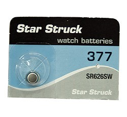 Replacement 377 Watch Battery