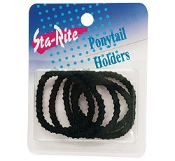 Sta-Rite Ponytail Holders