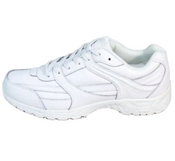 Image for product: Genuine Grip Men's Shoes-White-14