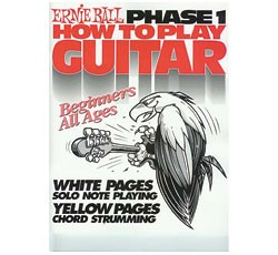 Ernie Ball Guitar Method - How to Play Guitar