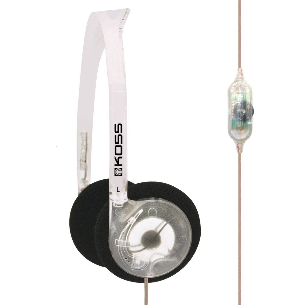Koss® RECOVERY CL CLEAR HEADPHONE